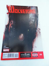 Savage Wolverine 10 . Marvel  2013 -  VF