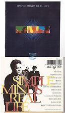 SIMPLE MINDS real life CD ALBUM