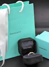 Tiffany & Co. Schlumberger X 16-stone Ruby/Diamond, Plat/18k Yellow Gold Ring