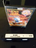 BBC Doctor Who Attack Of The Cybermen VHS