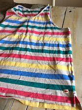 New $28 Size XXL Levis Organic Cotton Striped Tank Top