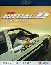 Initial D [New Blu-ray]