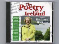 KATHLEEN WATKINS - THE POETRY OF IRELAND - CD