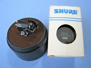 SHURE V15V-MR Cartridge and NOS VN5MR Stylus - Legendary & Superb Example