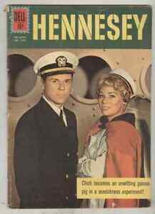 Four Color #1280 February 1962 VG Hennesey
