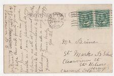 Mr. Brine, St. Marks B School, Clearview St., St. Helier, Jersey Postcard, B165