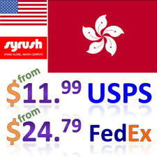 Package Forwarding Service from USA to Hong Kong Syrush Address Free Consolidate