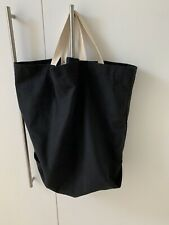 Engineered Garments Black Canvas Carry All Tote