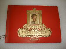 Alben 1+2, Gold-Film-Bilder, Salem-Cigarettenfabrik Dresden