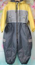 Nickel Sportswear Jungen Schneeanzug , warm wattiert, Größe: 116