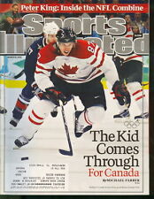 2010 Sports Illustrated: Sidney Crosby Comes Through - Canada Olympics