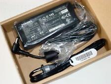New Genuine Original OEM TOSHIBA 60W 15V 4A AC Power Adapter PA3282U-1ACA