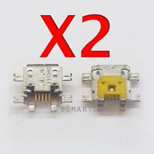 2 X HTC One SV LTE Charging Port Dock Connector USB Port Replacement Part USA