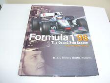 Signed x 6  Formula 1 98