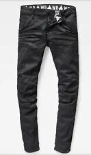 BNWT lovely G-STAR 5620 Afrojack Zip 3D Su Men's Jeans - size W33 L34      (G60)