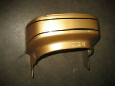 Carene, code e puntali posteriore in oro per moto Honda