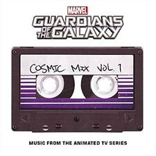 Marvels Guardians of The Galaxy Cosmic Mix V1 Various Artists CD
