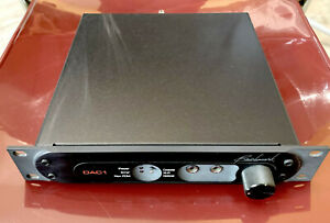 BENCHMARK MEDIA DAC1 DIGITAL TO ANALOG CONVERTER RACK MOUNT MADE IN USA