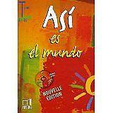 Reynald Montaigu - Espagnol Tle Asi es el mundo (1CD audio) - 2010 - Broché