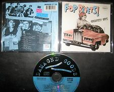 CD Greatest Hits The Pop Rivets Billy Childish Punk Thee Milkshakes White Stripe