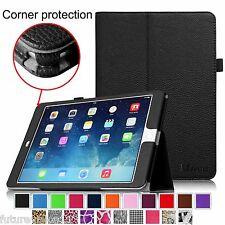 iPad 1st Gen Original Generation iPad 2/3/4 iPad Air 2 Mini Leather Case Cover