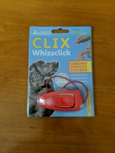 The Company of Animals Clicker & Whistle (New)