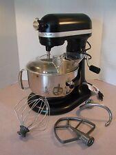Black KitchenAid Professional  600-6QT Bowl-Lift Stand Mixer