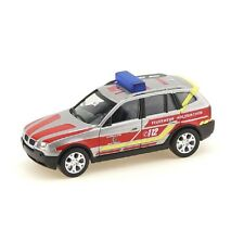 """Herpa 048408 - H0: BMW X3 """"Feuerwehr Holzkirchen"""" - NEU + OVP"""