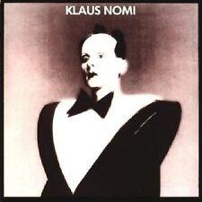 "KLAUS NOMI ""KLAUS NOMI"" CD NEUWARE"