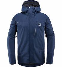 HAGLOFS Astral Jacket | Tarn Blue Goretex Trekking Size XL | RRP £290