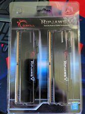 G. SKILL 16GB (2 x 8GB) DIMM DDR4 3200 (PC4 25600) Memory (F43200C16D16GVKB)