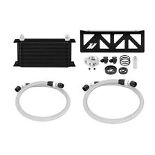 MISHIMOTO RACING BLACK OIL COOLER KIT FOR SUBARU BRZ SCION FR-S TOYOTA 86 BLACK