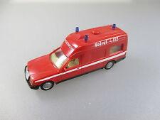 Wiking: mercedes Benz binz 2001 bomberos (coches k17)