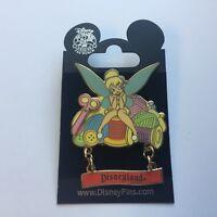 DLR - Tinker Bell - Needlework Disney Pin 53393