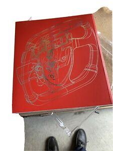 Ferrari Book-50 years of innovations in Technology