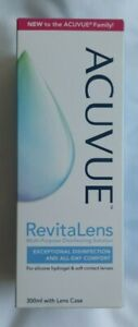 RevitaLen 100 ML Soft Contact Lens Solution Replaces Completed BBE 21/05