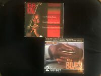 B.B. KING 2 CD SET + Birth Of The Blues  Collection Multiple Artists Read Below