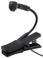Flexibles Bläser Clip-mikrofon mit Schwanenhals Zur Variablen Positionierung