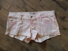 Hollister California Low Rise Short Shorts - Jrs. 3 - W26