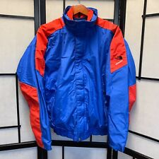 THE NORTH FACE extreme-z Men's Large Made in USA GORE-TEX Red Blue Jacket Coat