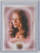 Buffy Women of Sunnydale Trading Card #53 Michelle Trachtenberg as Dawn