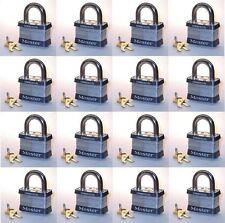 Lock Set Master Keyed 1MK (Lot 16) Keyed Different With Supervisory Control Key