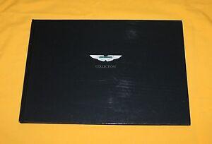 Aston Martin Collection 2001 Prospekt Brochure Catalog Prospetto Prospecto