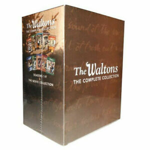 The Waltons THE COMPLETE DVD SERIES SEASON 1-9 BRAND NEW SEALED FREE SHIPPING