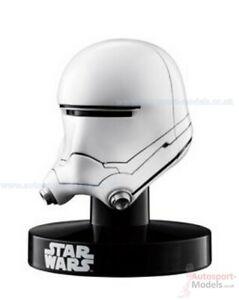 Star Wars Episode VII ~ First Order Flametrooper Helmet 1/6 scale by Bandai