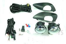 Spot Light Set Kit Fog Lamps For Toyota Vios Yaris Belta 4Dr Sedan 2007 10 12