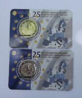 2 Euro commémorative Belgique 2019 - Institut Monétaire Européen