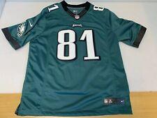 Nike Philadelphia Eagles Jordan Matthews Jersey Size Mens  NFL #81 Green - XL