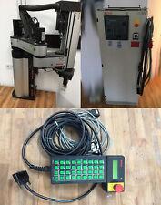 Bosch turbo Scara SR60 Roboter mit Steuerung Bosch IQ140 und PHG3