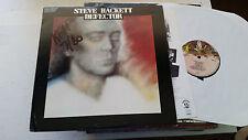 Steve Hackett DEFECTOR 1980 Charisma LP CL-1-3103 (Masterdisk HW) PROMO prog !!